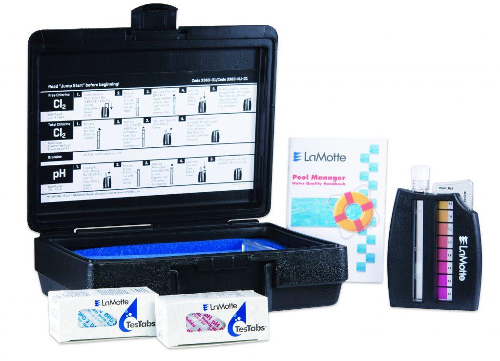 Lamotte Dpd Manager Test Kit Pm3 Pool Operation Management