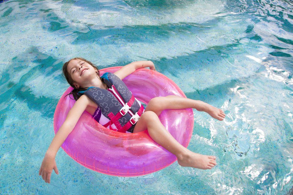 Pool safety training