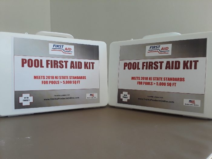 Large Fist Aid Kit